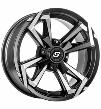 Sedona Riot Wheel Set w| Lug Nuts - 12 | 14 | 15 Inch