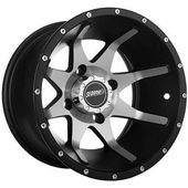 Sedona Storm Wheel Set w| Lug Nuts - 12 and 14 Inch