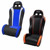 Simpson Custom REAR Vortex Seats w| Mounts |Sold in Pairs| - Can Am Commander | Maverick