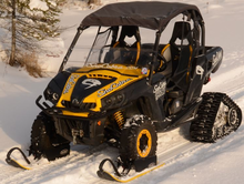 SnoCobra Ski and Track System - Can Am