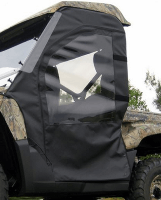& Soft Doors by Over Armour for Teryx 750: SideBySideStuff.com