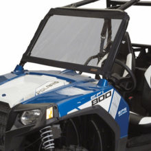 Soft Front Windshield by Classic Accessories - Polaris RZR 570 | 800 | S 800 | XP 900