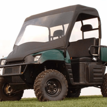 polaris ranger windshield installation instructions