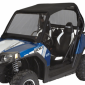 Soft Windshield, Top and Rear Window by Classic Accessories - Polaris RZR 800 | S 800 | XP 900