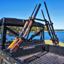 Sporting Clays Gun Rack by Great Day Inc.