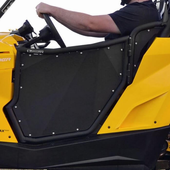 Super ATV Aluminum Doors - Can Am Commander