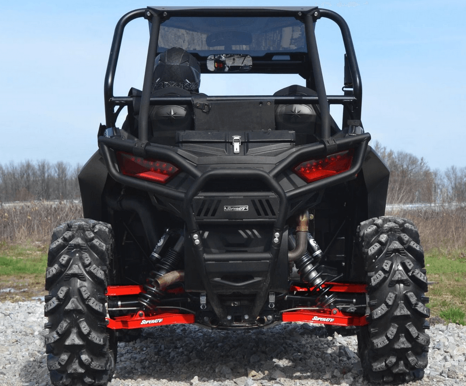 polaris rzr s 1000 rear boxed a arms. Black Bedroom Furniture Sets. Home Design Ideas