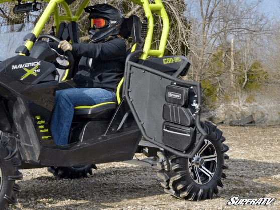 & Super ATV Door Bags for Commander: SideBySideStuff.com