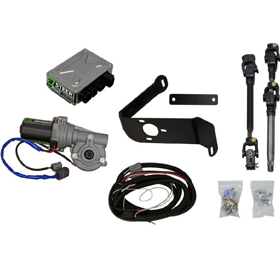 Bobcat 3400 Ez Steer Power Steering Kit Moto Led Electric Wire Super Atv