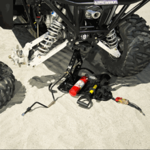 Universal Spare Tire | Accessories Mount