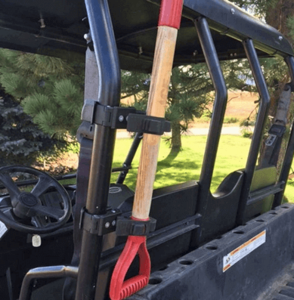 UTV Roll Bar Tool Mount by Hornet Outdoors