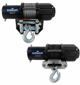 Viper Midnight 4500 lb. Winch