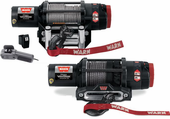 Warn ProVantage 4500 and 4500 -S Winches
