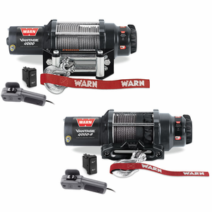 Warn Vantage 4000 and 4000 -S Winches