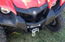 Winch Mount - Yamaha Viking
