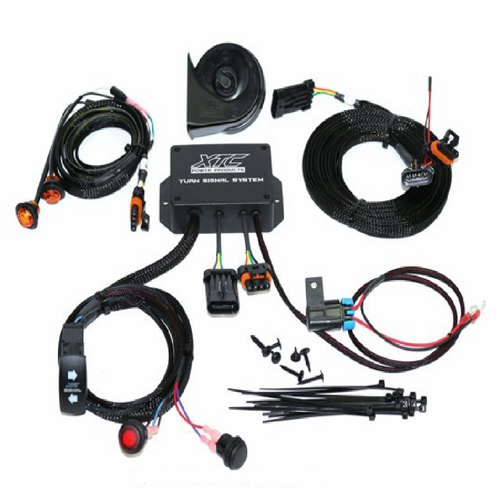 xtc turn signal kit w horn polaris general 1000 7 xtc turn signal kit w horn for polaris general 1000 Polaris Winch Wiring Diagram at readyjetset.co