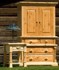 Basin Creek Armoire