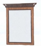 Big Ranch Mantel Mirror