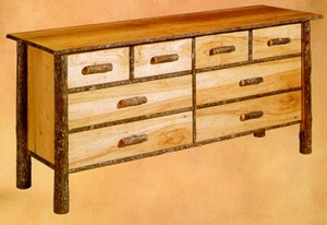 Classic 6-Drawer Double Dresser
