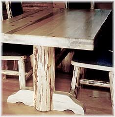 Extension Table with Leaves