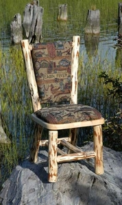 Frontier Upholstered Side Chair