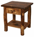 Homestead Aspen 1 Drawer Nightstand