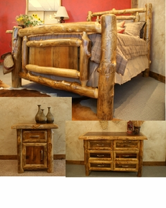 Yukon Bedroom Set