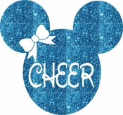 Cheer Mickey transfer