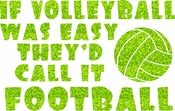 If volleyball was easy transfer