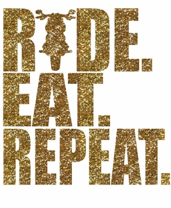 Ride eat repeat transfer