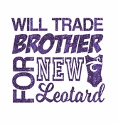 Trade Brother for Leo