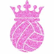 Volleyball crown transfer