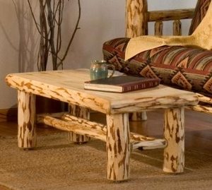 3 Tips for Choosing the Right Log Furniture for your Home