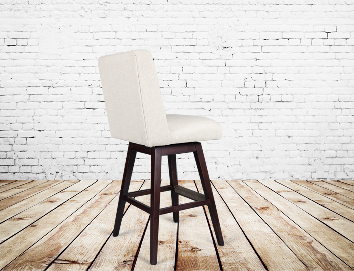 Alder and Tweed Tribeca Swivel Bar Stool