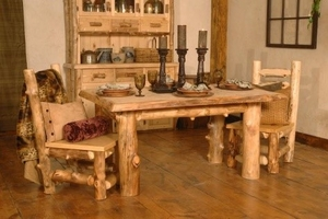 Aspen Furniture Brings a Natural Look to Any Room