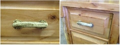 Back to Nature Drawer Pulls