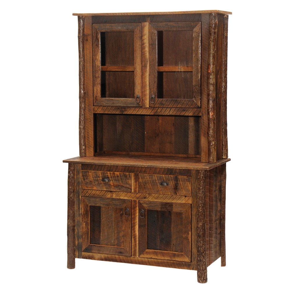 reclaimed antique barn leandrocortese regarding barnwood wood elegant hutch info board