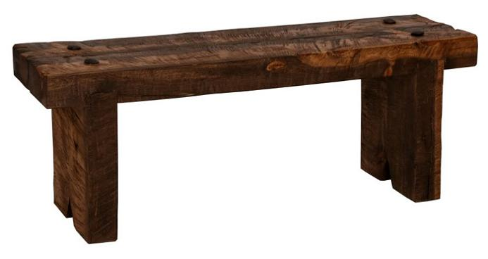 Big Timber Bench
