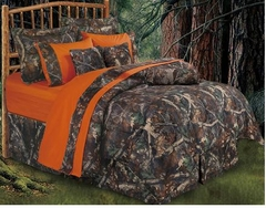 Camoflauge Bedding