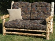 Caring for Indoor and Outdoor Log Furniture