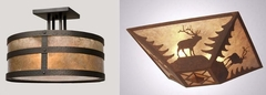 Ceiling Fixtures and Mounts