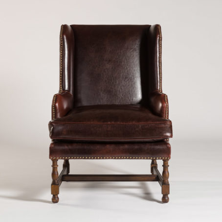 Alder Amp Tweed Churchill Occasional Chair