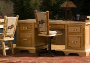 Decorate Any Home or Office with a New Rustic Desk