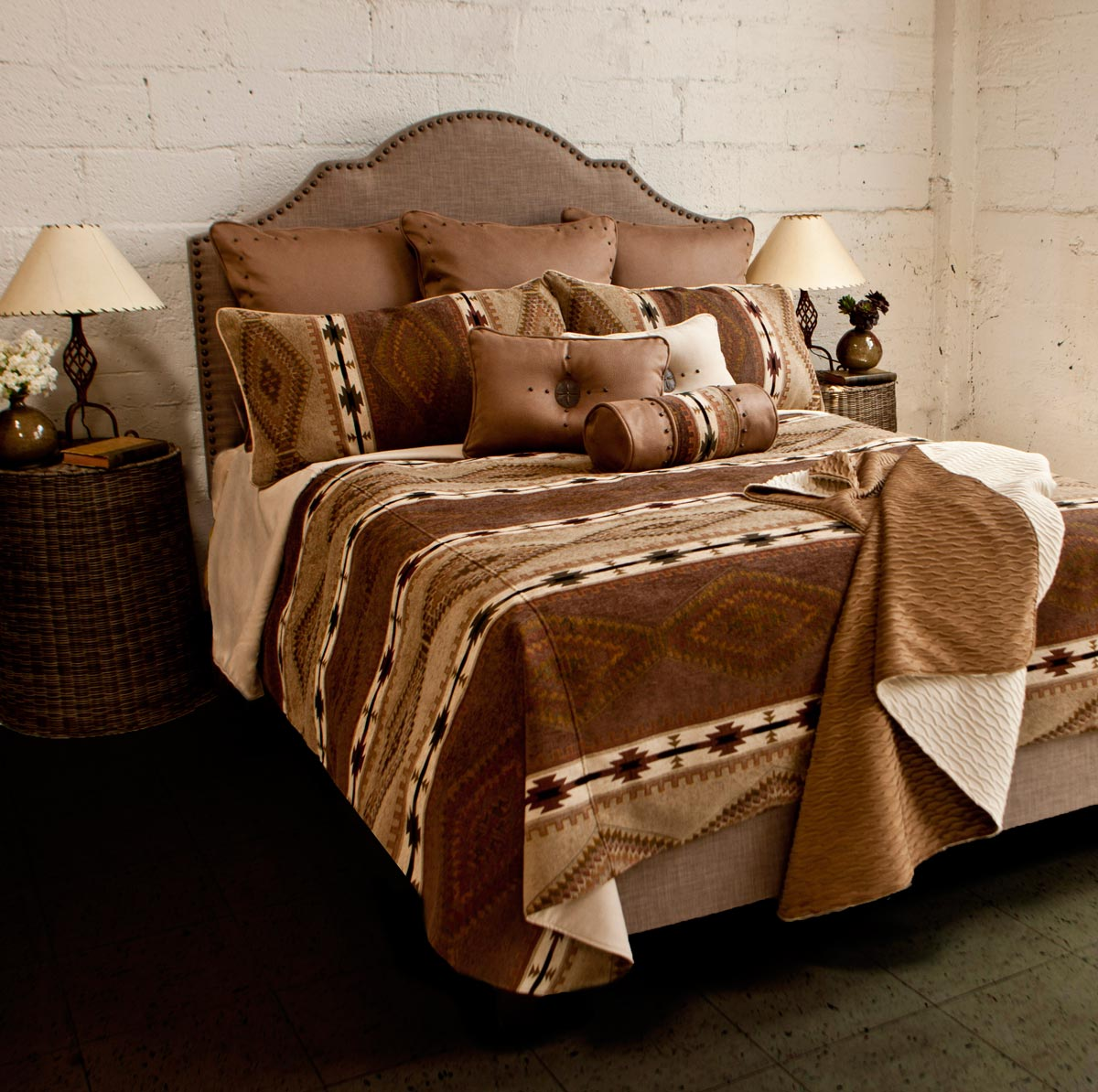 Echo Canyon Bedding Set
