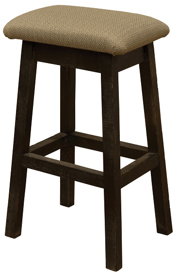 Fireside Lodge Frontier Saddle Stool