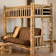 Furnishing a Classic Home or Cabin with Log Furniture