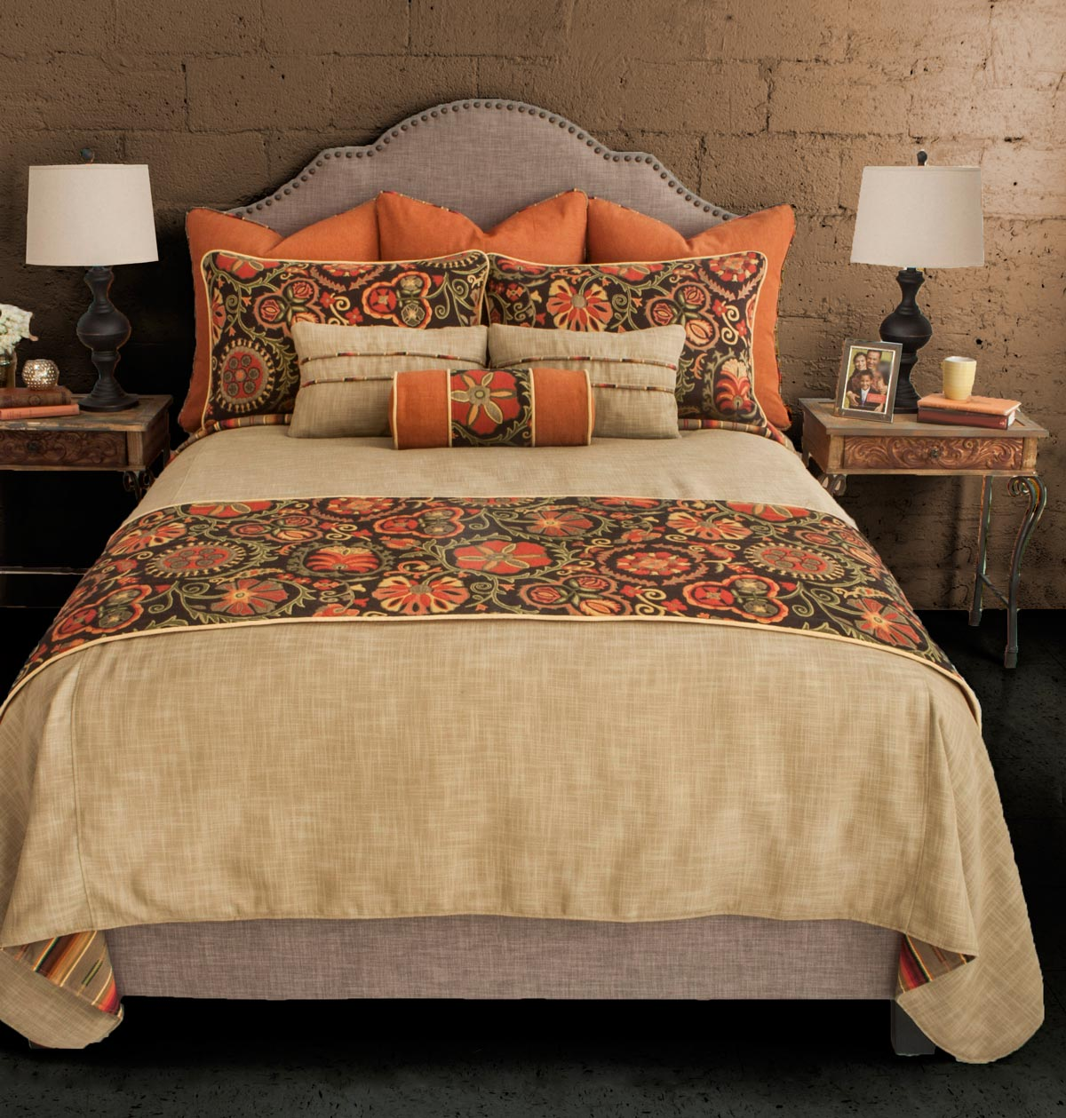 Laredo Desert Bedding Set