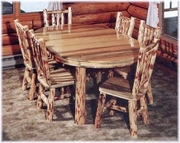 LodgeCraft Dining Room Furniture
