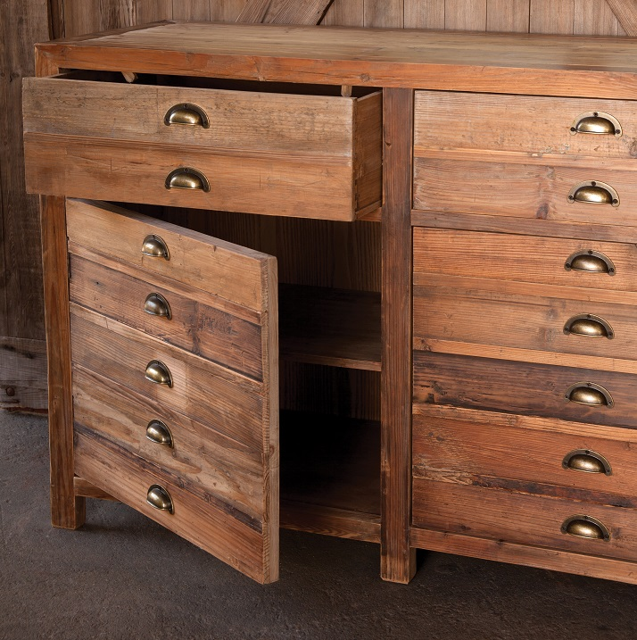 Map Drawer Cabinet