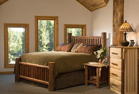 Mission Mountain Bed